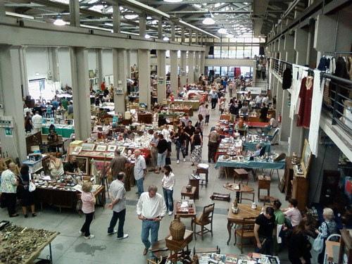 Pistoia mercato antiquariato Breda