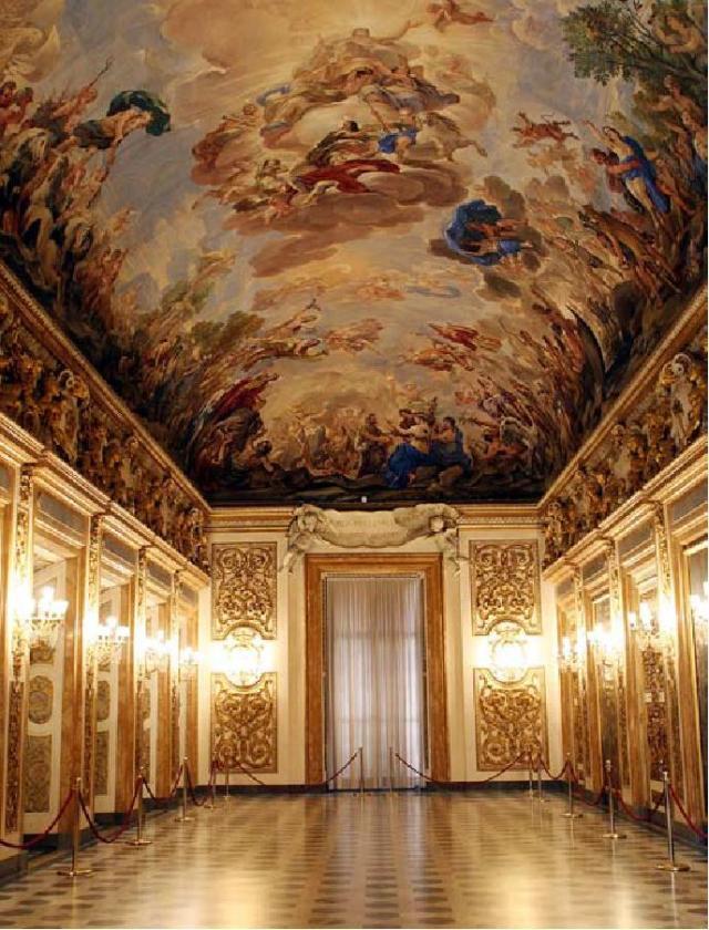 Palazzo Medici Riccardi - Salone Luca Giordano